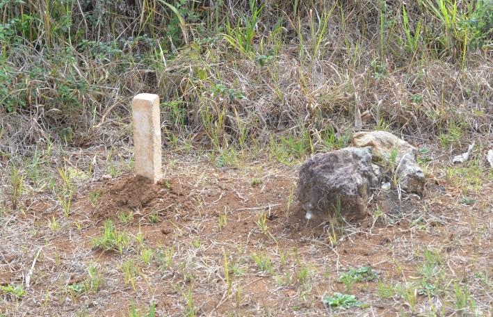 Makam Mbah Iro Kombor yang menjadi tempat untuk mencari Pesugihan. (Foto - Yahya)