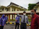 Pemerintah Kota Madiun menyiapkan tempat karantina selama 14 hari bagi para pemudik yang nekat pulang kampung saat lebaran tahun ini.