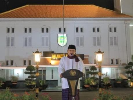 Wali Kota Madiun umumkan Positif Corona sembuh satu tepat saat Malam Takbiran