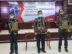Bupati Ponorogo dan Ketua DPRD Ponorogo menerima hasil 8 x WTP dari BPKP