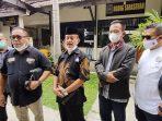Ketua Umum PSHT Pusat Madiun bersama Tim Lembaga Hukum dan Advokasi PSHT Pusat Madiun