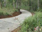 Hasil pengejaan PISEW tahun 2021 di Desa Gondang - Desa Mujing. (Foto : Yahya AR / Madiunraya.com)