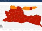 Kota Madiun dinyatakan Zona Orange setelah persebaran Covid 19 di Kota Pendekar itu mengalami fase yang sedang. (Yahya AR/ Madiunraya.com)