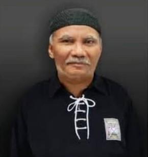 Almarhum Mas Tris, Ketua PSHT Cabang Ponorogo.