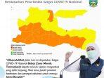 Khofifah umumkan tidak ada Zona Merah di Jawa Timur. (Yahya AR/Madiunraya.com)