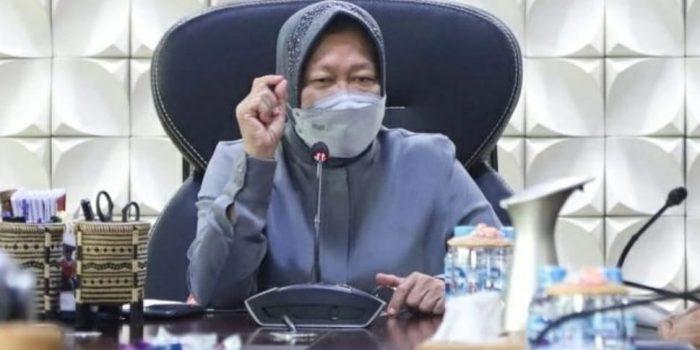 Menteri Sosial RI, Tri Rismaharini menyampaikan bahwa BST 300 ribu akan dihentikan karena Pandemi Covid 19 sudah terkendali