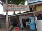 Mie Ayam Pak Sarwan tetap mempertahankan tempat dan racikan bumbu serta tidak buka cabang ditempat lainnya. (Yahya AR/Madiunraya.com)