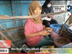Nikmatnya Soto Ayam Wringin Anom Sambit, Bikin Kemringet. (Yahya AR/Madiunraya.com)
