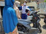 Kampanye berkendara yang aman oleh MPM