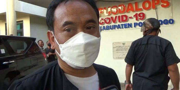 Kepala Dinas Pariwisata Pemuda dan Olah Raga Kabupaten Ponorogo, Agus Sugiarto