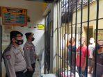 Tahanan di Polres Ponorogo di cek kesehatannya